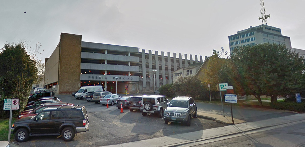Repair and Rehabilitation of Parking Garages – Montgomery County Department of Public Works and Transportation