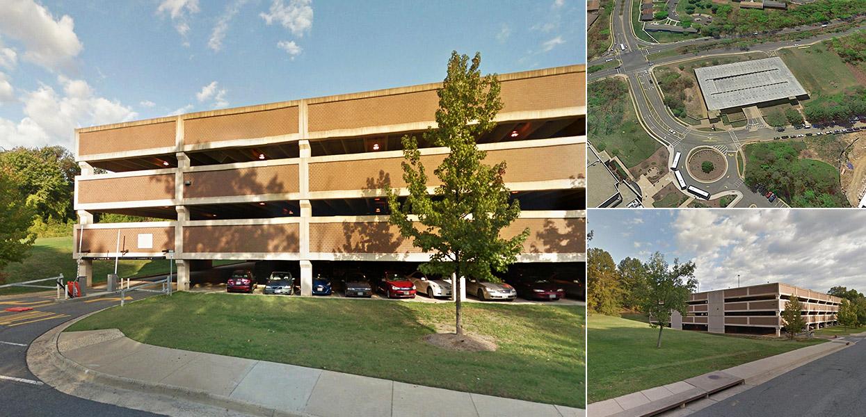 Beauregard Street Parking Garage – Northern Virginia Community College