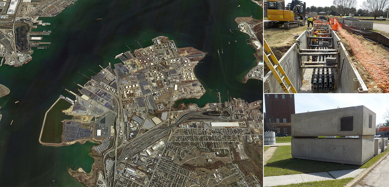Project and Construction Management Services – City of Baltimore