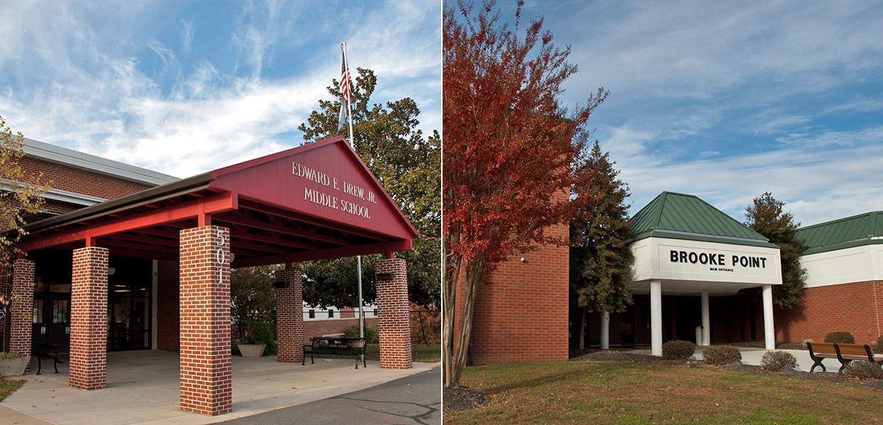 Architecture and Engineering Design Services – Stafford County Public Schools