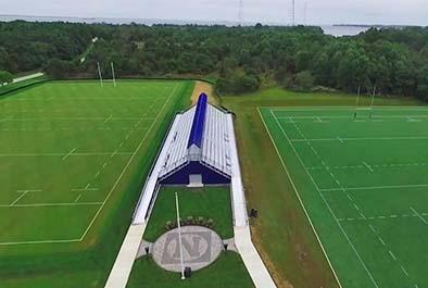 U.S. Naval Academy Rugby Field – NAVFAC Washington