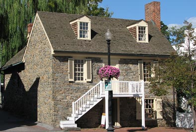 Rehabilitation of the Old Stone House – National Park Service