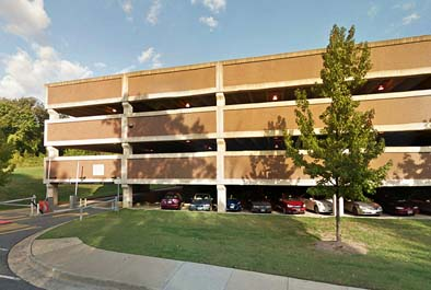 Beauregard Street Parking Garage – Northern Virginia Community College