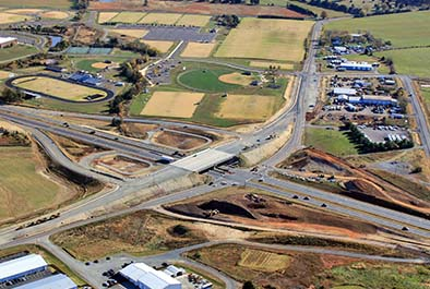 Route 29 at Route 666 Interchange Improvements – Virginia Department of Transportation