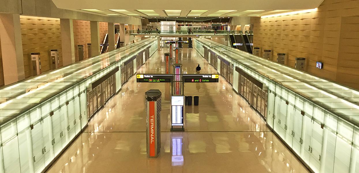 Automated People Mover, Phase II, Washington Dulles International Airport – Metropolitan Washington Airports Authority