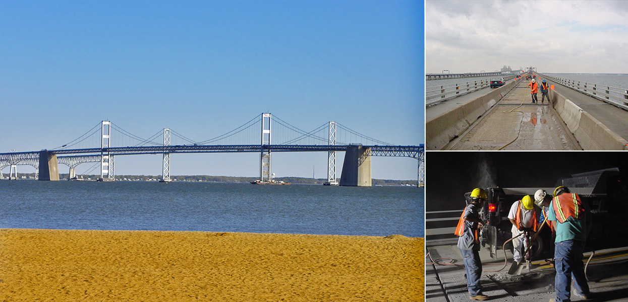 Chesapeake Bay Bridge - Maryland Transportation Authority