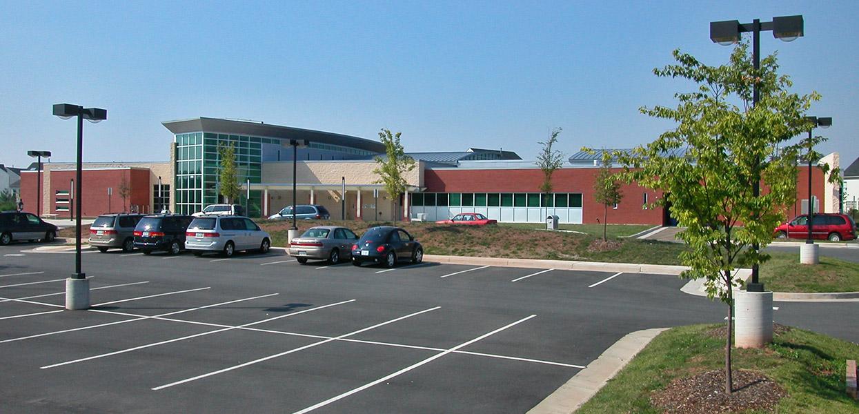 Ashburn Library