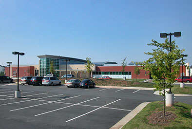 Ashburn Library – Loudoun County Department of General Services