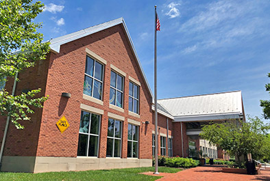 Charles Houston Recreational Center – City of Alexandria