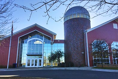 Claude Moore Recreation Center – Loudoun County