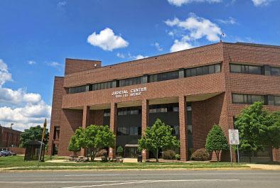 Judicial Center Utility Master Plan – Prince William County