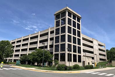 Annandale Parking Garage – Northern Virginia Community College
