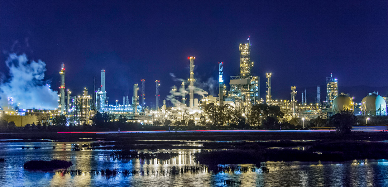 Martinez Refinery – Shell Oil
