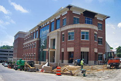 Claude Moore Nursing Education Building – University of Virginia