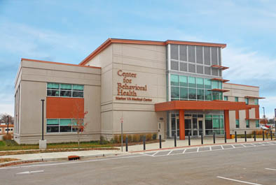 VAMC Marion Mental Health Building – U.S. Department of Veterans Affairs