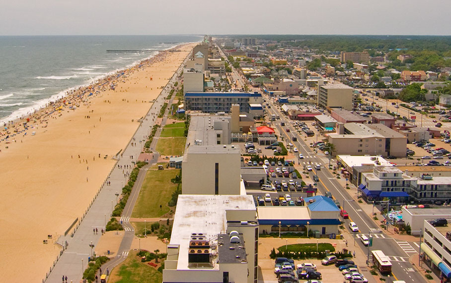 Alpha Selected for City of Virginia Beach CM Contract