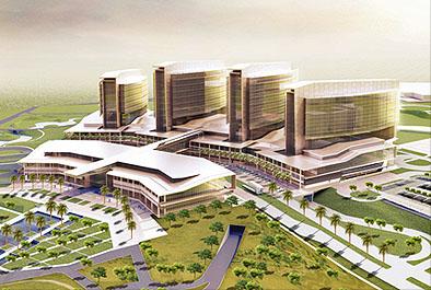 Al Mafraq Hospital – Crown Prince Court Abu Dhabi, U.A.E.