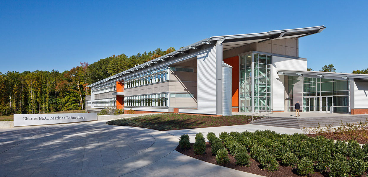 Smithsonian Environmental Research Center (SERC) Laboratory Expansion