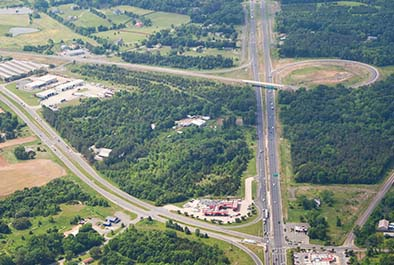 Opal Interchange – Virginia Department of Transportation