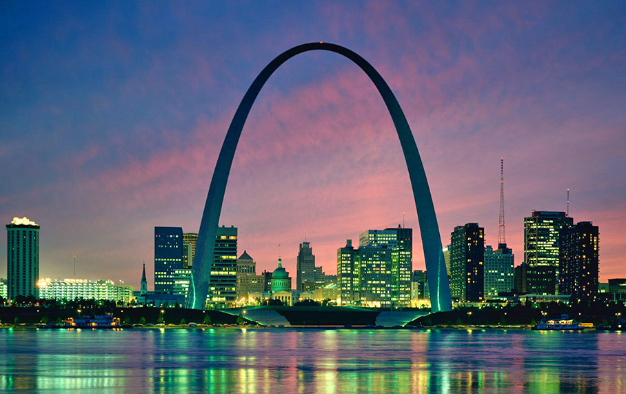 Alpha Corporation Wins NPS St. Louis Arch Contract