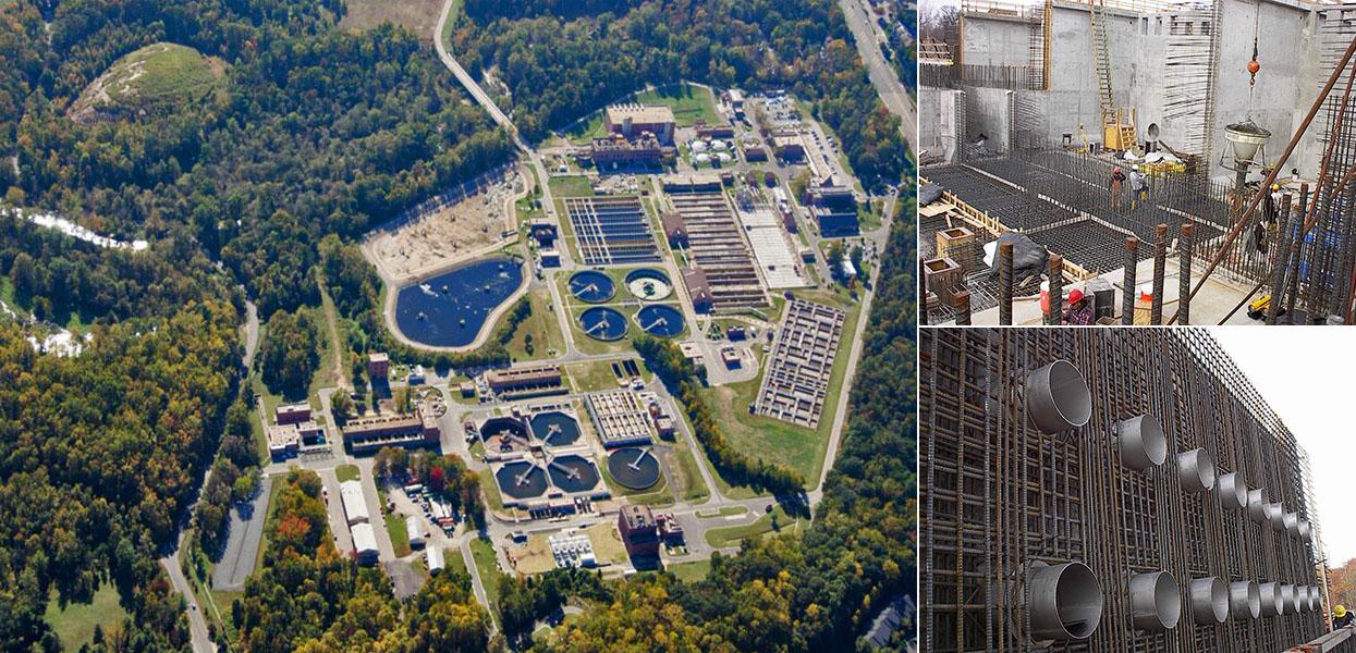 Noman M. Cole, Jr. Pollution Control Plant