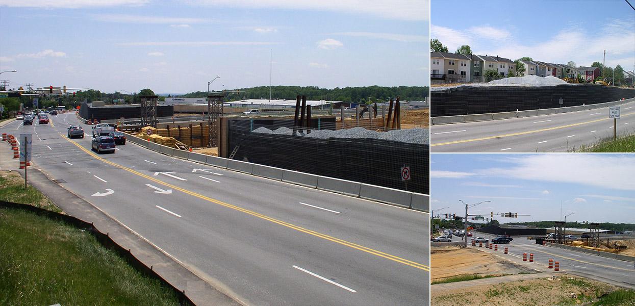 U.S. Route 29 Project Corridor