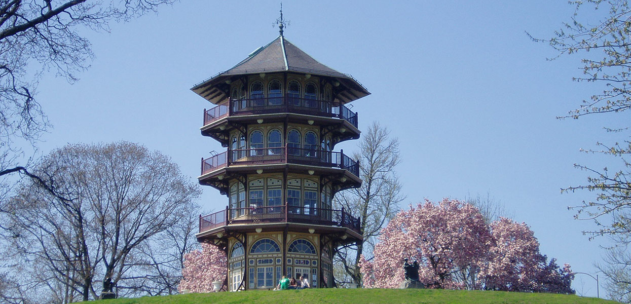 Baltimore City Parks & Recreation Facilities