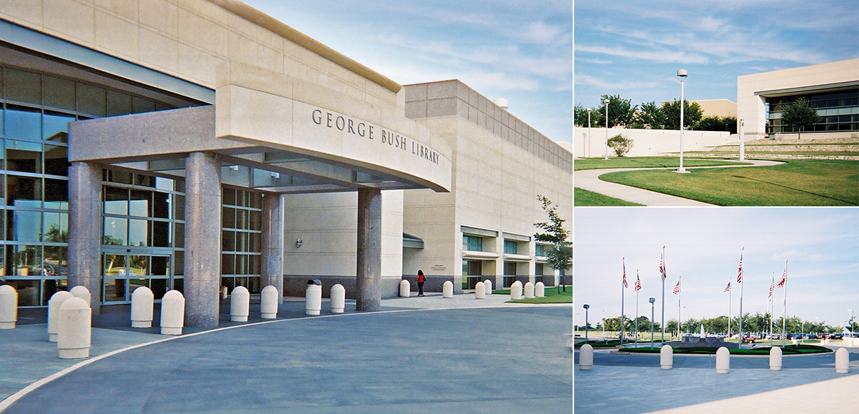 George Bush Presidential Library and Museum – National Archives and Records Administration