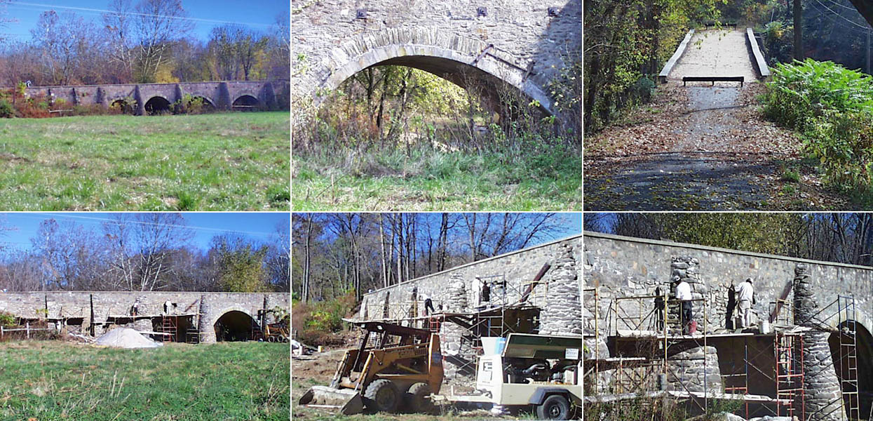 Goose Creek Historic Bridge Rehabilitation – Virginia Department of Transportation
