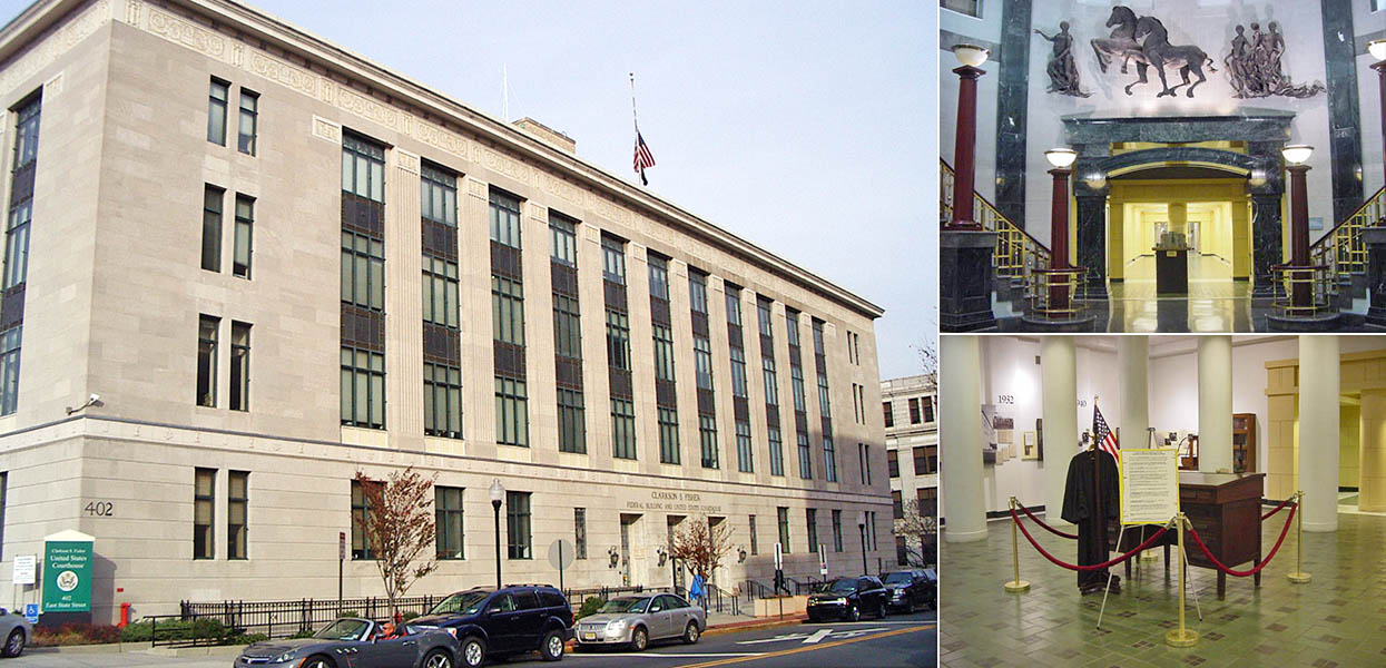 U.S. District Courthouse Renovations - General Services Administration (GSA)