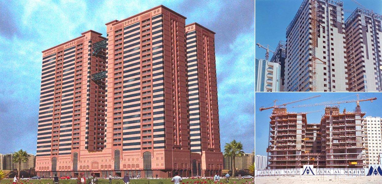 The Juma Al Majid Residential Complex