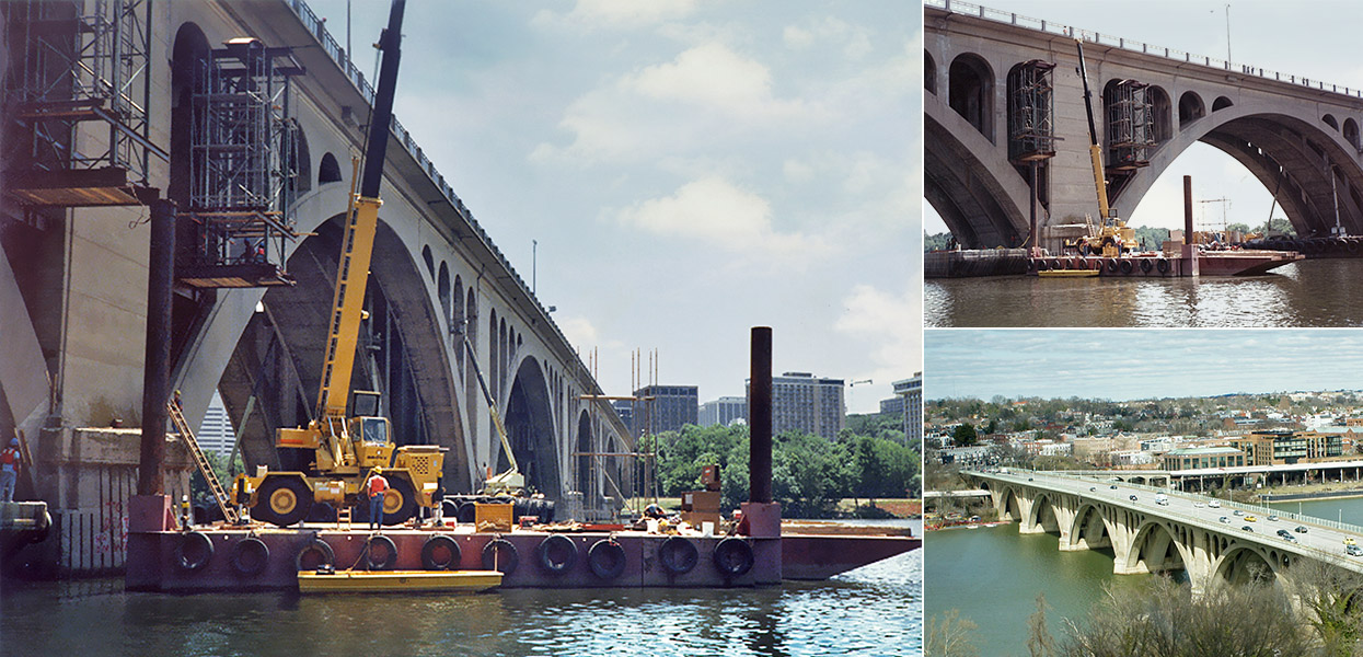 Key Bridge Rehabilitation - Department of Public Works