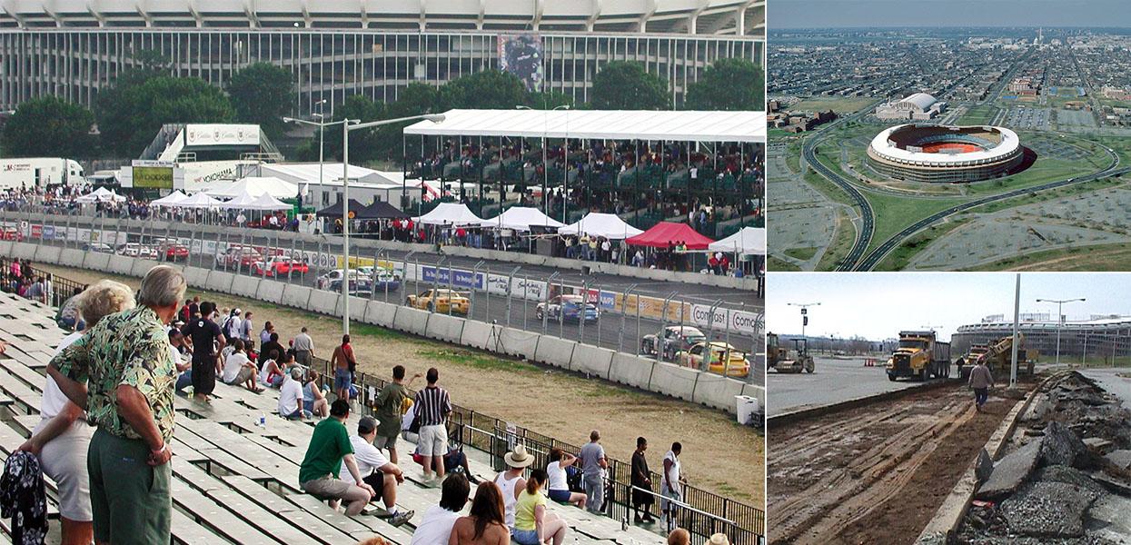 LeMans Racing Circuit, RFK Stadium Parking Lot