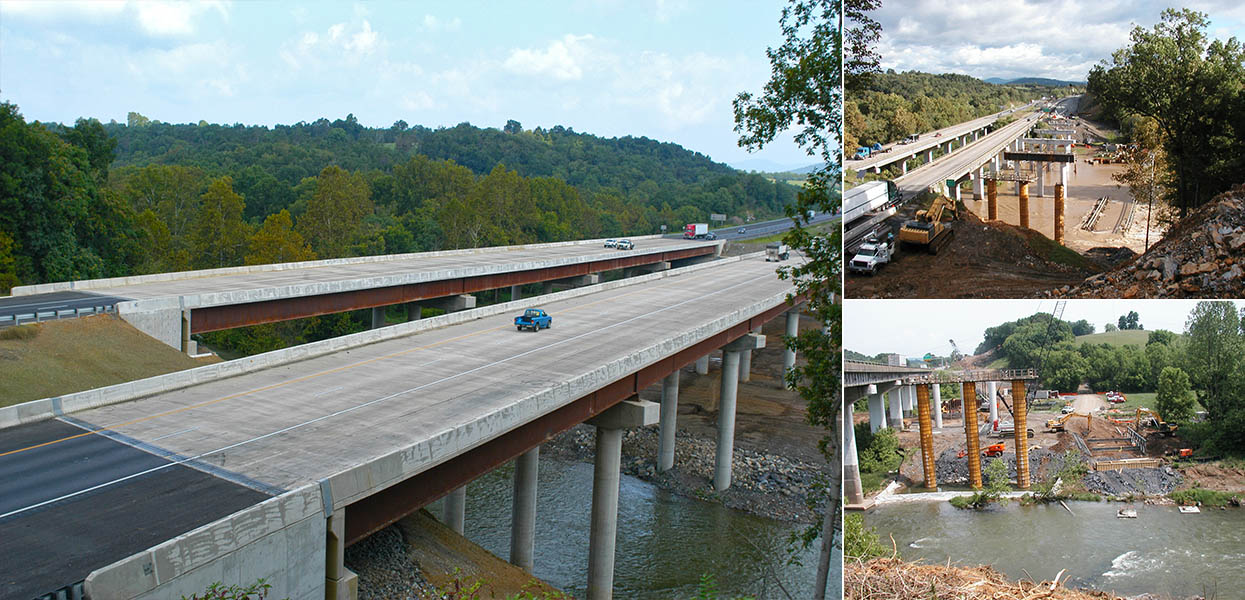 I-81 Maury River Bridges - Virginia Department of Transportation (VDOT)