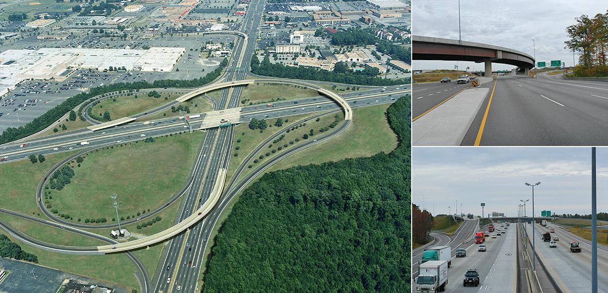 Mercury Boulevard Interchange Improvements - Virginia Department of Transportation (VDOT)