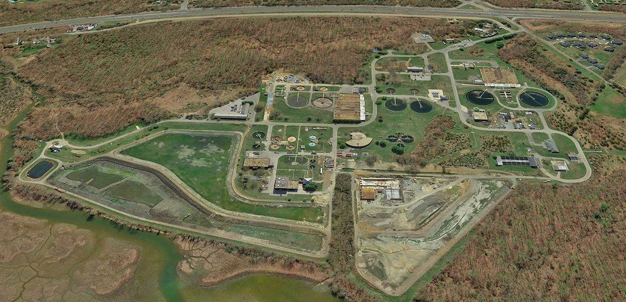 Piscataway Wastewater Treatment Plant - Washington Suburban Sanitary Commission