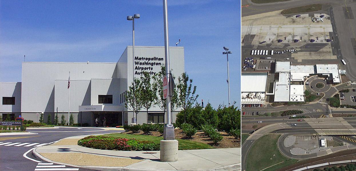 Authority Office Building - Ronald Reagan Washington National Airport