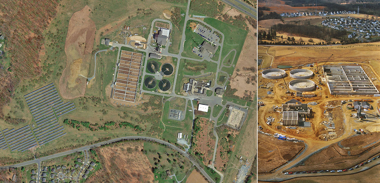 Seneca WWTP Expansion - Washington Suburban Sanitary Commission
