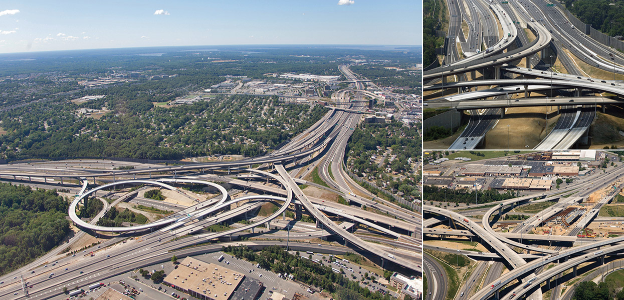 Springfield Interchange Improvements - Virginia Department of Transportation (VDOT)