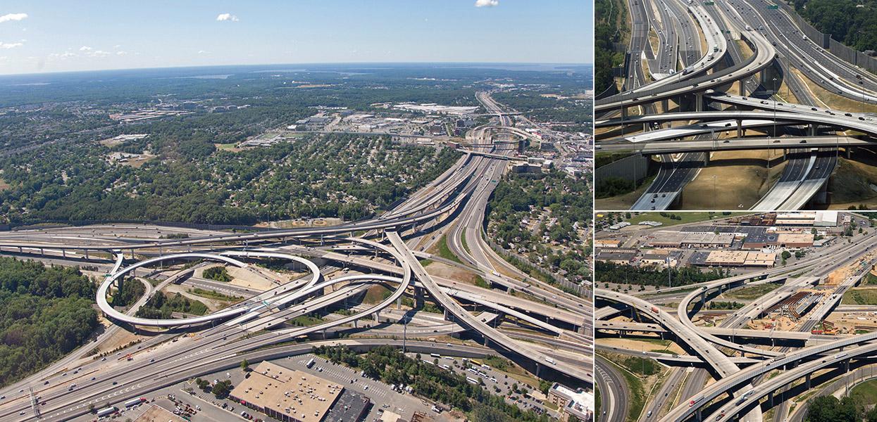 Springfield Interchange Improvements - Virginia Department of Transportation (VDOT)