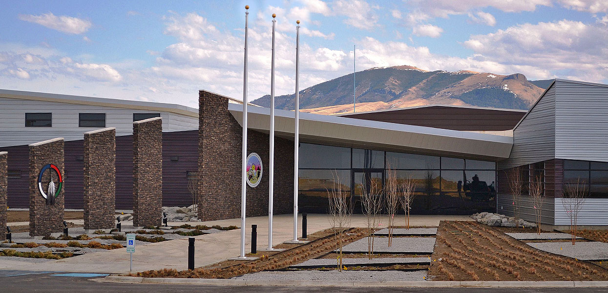 Correctional Facilities on Tribal Land Project (CFTL)