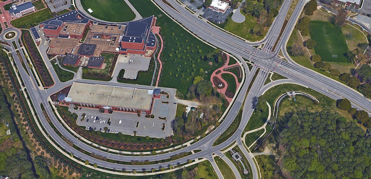 Warwick Boulevard Improvement