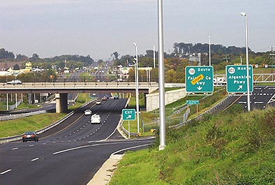 Fairfax County Parkway Interchange at Route 7 – Virginia Department of Transportation