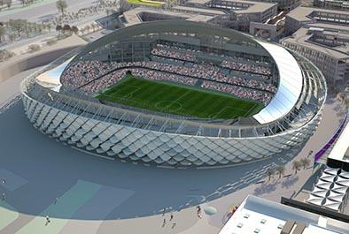 Al Ain Stadium – Crown Prince Court Abu Dhabi, U.A.E.
