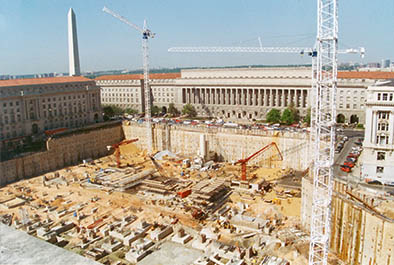 Ariel Rios Federal Building Renovation – General Services Administration