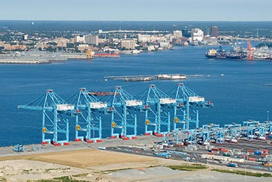APM Marine Container Terminal – APM Terminals North American, Inc.