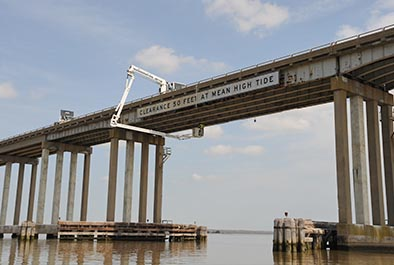 Task Order Contract for Bridge Repair and Rehabilitation, Region II – Virginia Department of Transportation