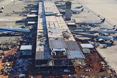 Concourse B, West Expansion, Washington Dulles International Airport – Metropolitan Washington Airports Authority