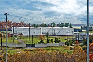 Fuel Farm Expansion, Washington Dulles International Airport – Metropolitan Washington Airports Authority