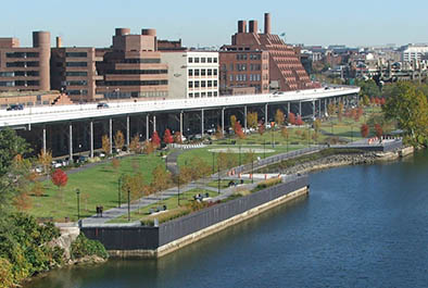Georgetown Waterfront Park, Phase II, Rock Creek Park – National Park Service